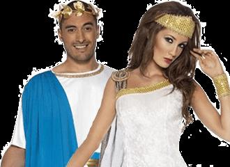 Grieken, Romeinen &  Toga