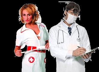 Verpleegsters & Dokters