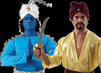Aladdin Kostuum