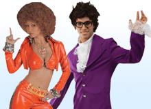 Austin Powers Kostuums