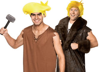 Barney Kostuums
