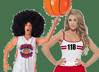 Basketbal Verkleedkleding