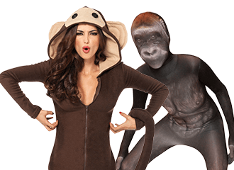 Baviaan Kostuums