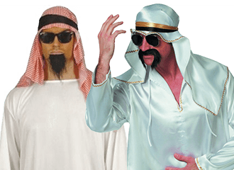 Bin Laden Outfits