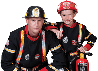 Brandweerman Pakken