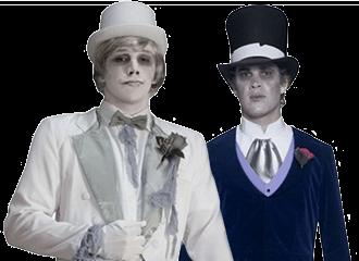 Bruidegom Kostuums