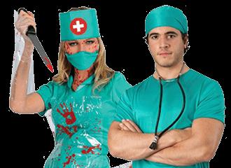 Chirurg Kleding