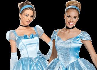Cinderella Jurk