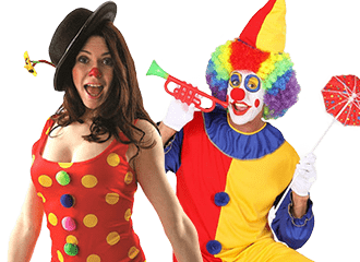 Clownspakken