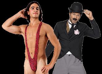 Comedy Kostuums