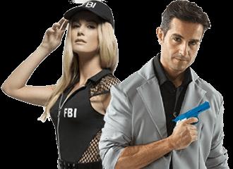 Detective Kostuum