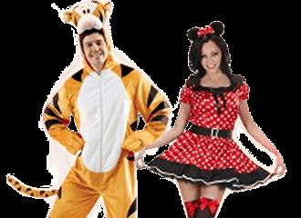 Betere Disney Kleding - Goedkoop en Véél Keus! Feestkleding 365 QZ-03