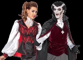 Dracula Kostuums