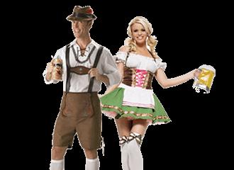 Duitse & Oktoberfest Kleding