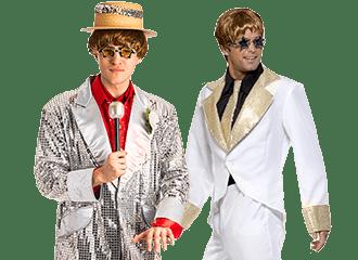 Elton John Outfit