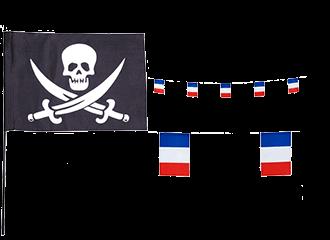 Feestvlaggen