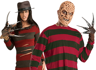 Freddy Krueger Kostuums