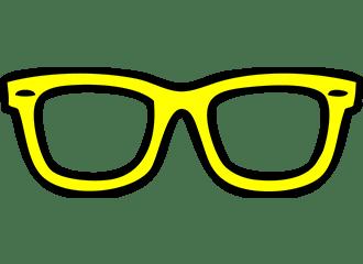 Gele Brillen