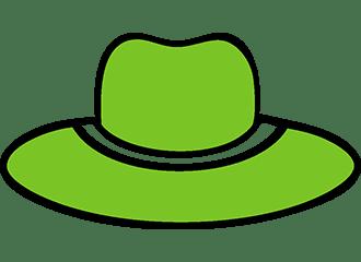 Groene Hoeden