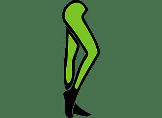 Groene Leggings