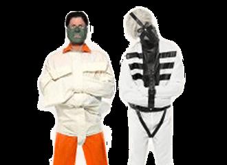 Hannibal Lecter Kostuums