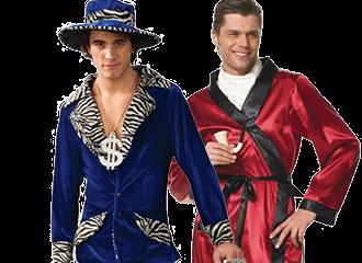Hugh Hefner Kostuums