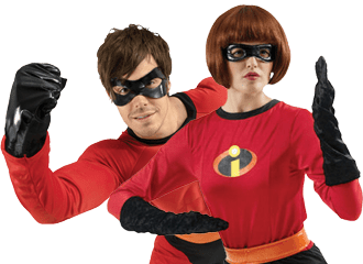 The Incredibles kostuums