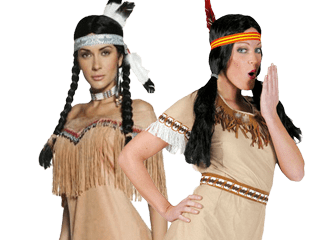 Indianen Jurken