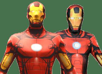Iron Man Pakken