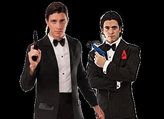 James Bond Kleding