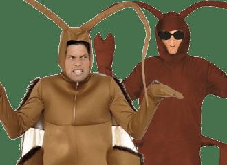 Kakkerlak Kostuums