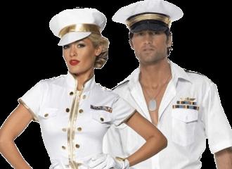 Kapitein Kostuum