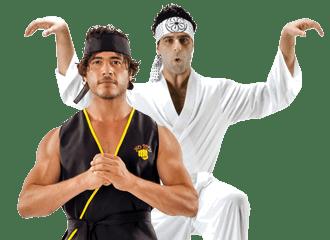 Karate Kid Outfits