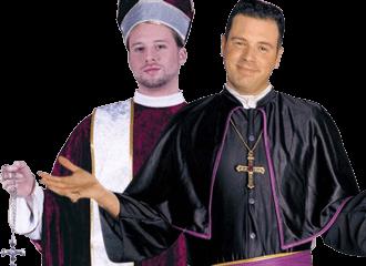 Kardinaal Kostuum