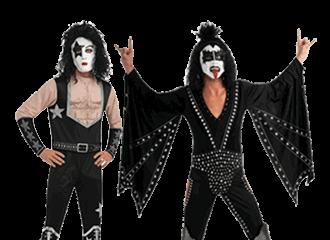Kiss Kostuum