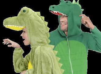 Krokodil Kostuums