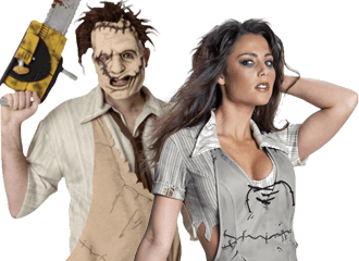 Leatherface Kostuums