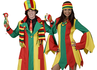Limburg Carnavalskleding