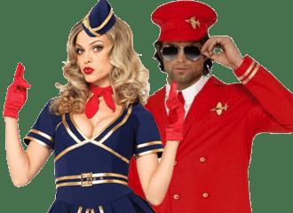 Luchtvaart Kleding