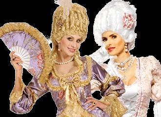 Marie Antoinette Kostuum