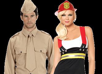 Militairen & Brandweer