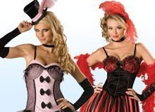 Moulin Rouge Kleding