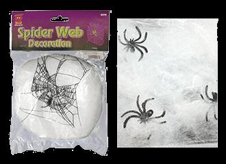 Spinnewebben