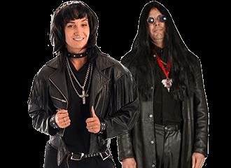 Osbournes Kostuums