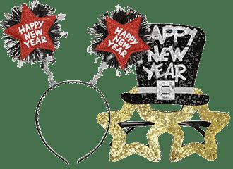 Oud & Nieuw Kleding & Accessoires