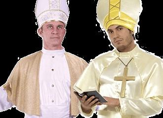 Paus Kostuum