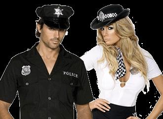 Politieman Kostuums
