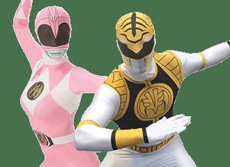 Power Rangers Pakken