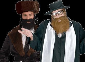 Rabbijn Kostuums