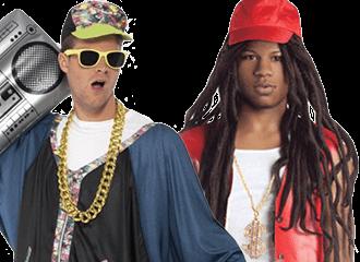 Rapper Kleding